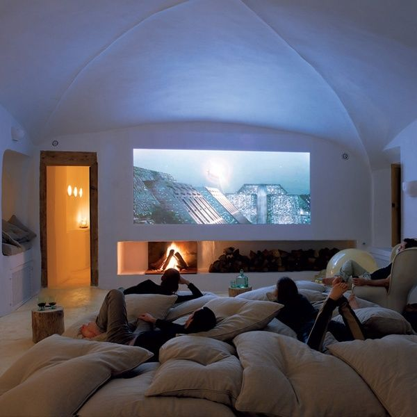 Creating your own home theatre easily