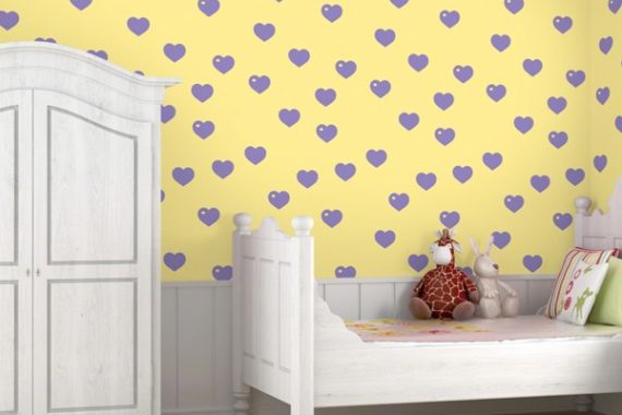 Steps to apply wallpaper on your home walls