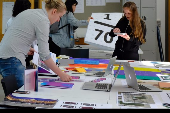Graphic Design Colleges Edinburgh
