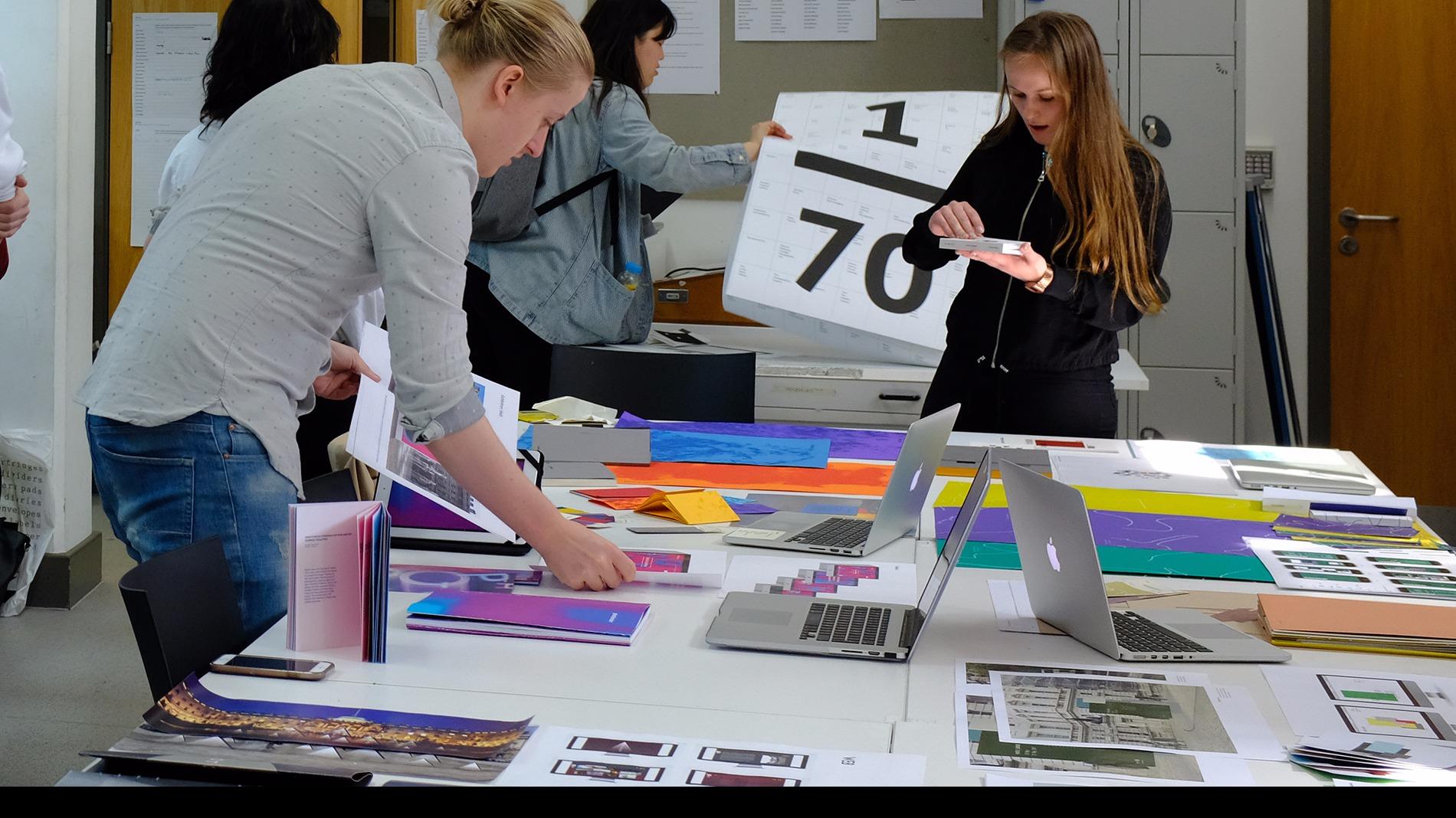 Graphic Design Colleges Edinburgh